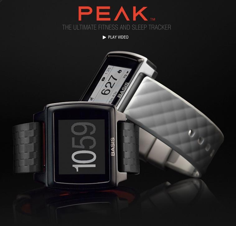 Basis Peak – poslední vrcholek před Apple Watch