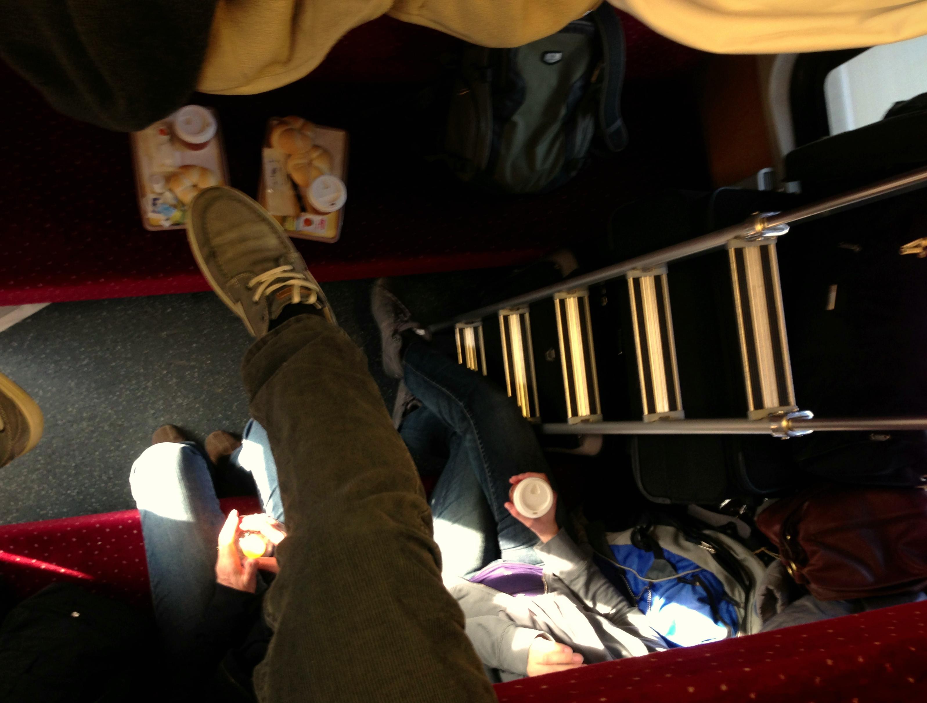Nočním vlakem po Evropě – exotika v srdci kontinentu
