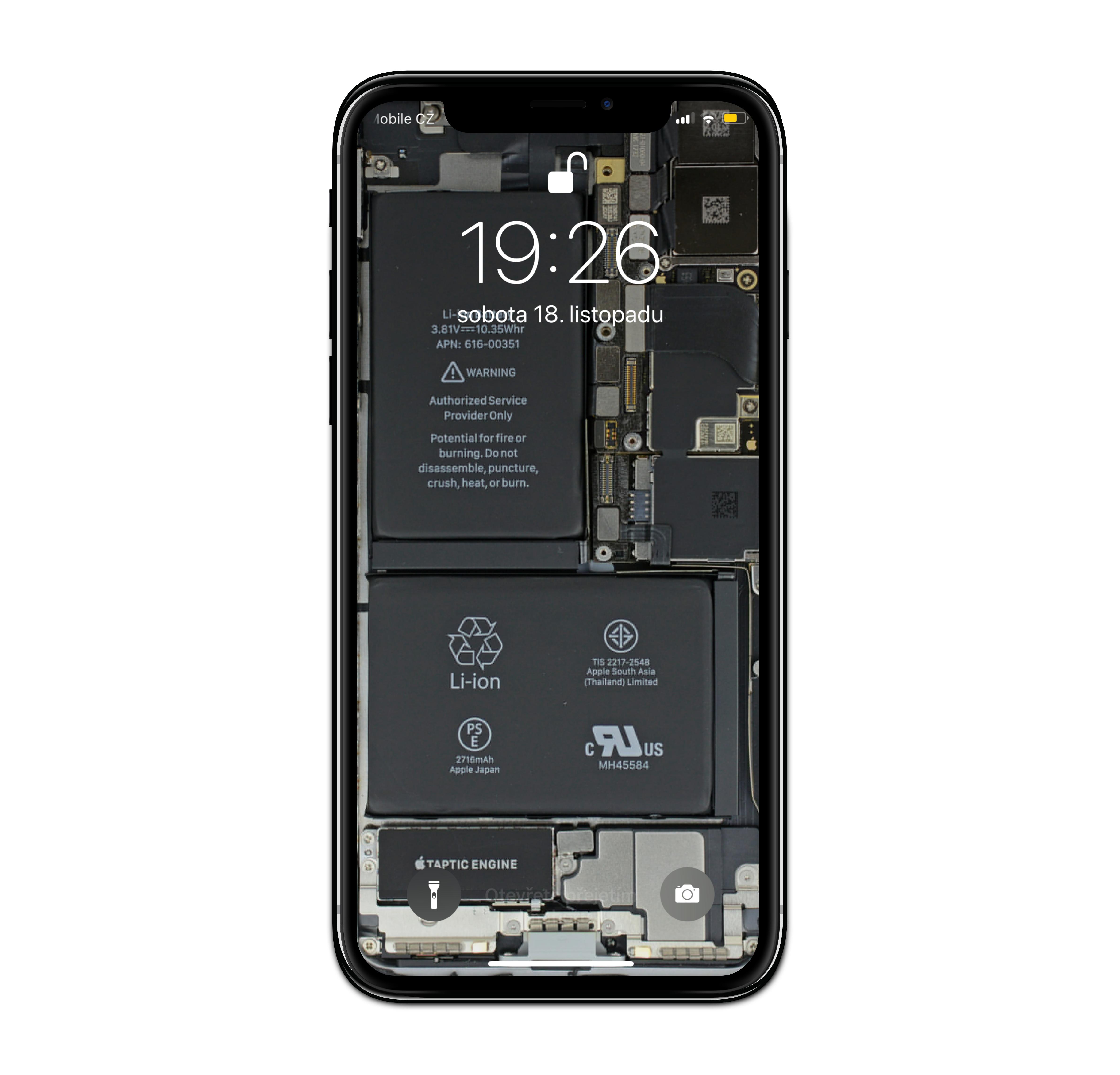 iPhone X – O zbytečném gestu, O chybějícím Home Buttonu a další bajky a pověsti