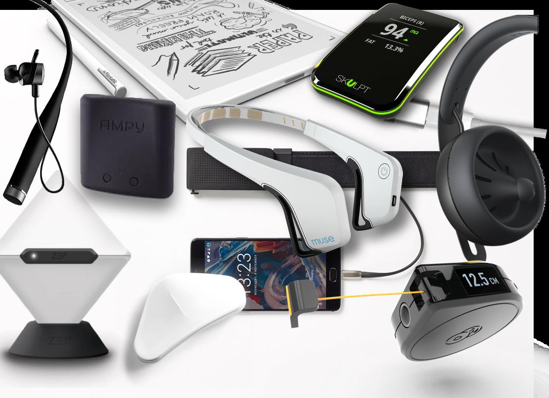 Restcenze 12 gadgetů, které byste měli znát